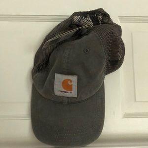 Cathartt Dark gray mesh hat